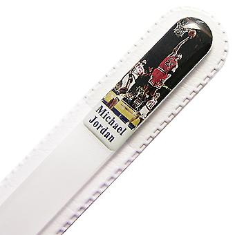 Michael Jordan Glass nail file N3D-18