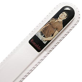 Ronaldo Glass nail file N3D-17