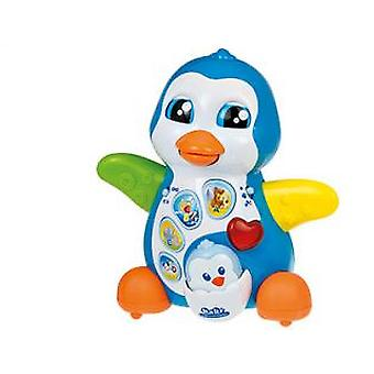 Clementoni Mama Penguin (Toys , Educative And Creative , Electronics)