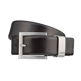 ALBERTO belt leather belts men's leather belts Brown 3212