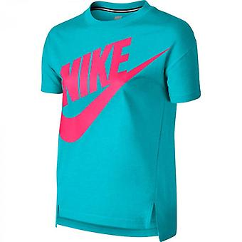 Nike signal graphic top shirt girls 728414-418