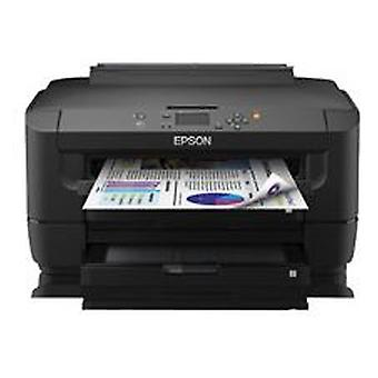 Epson Injection Color Printer Workforce Wf7110Dtw