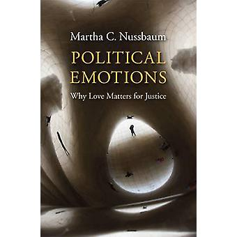 Political Emotions by Martha C. Nussbaum