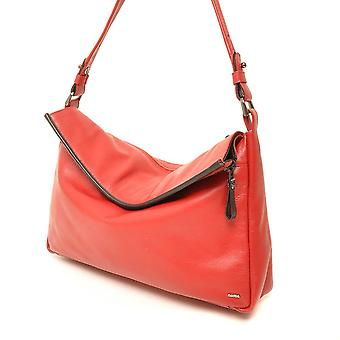 Berba Soft shoulder bag 005-693 red/black