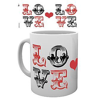 Valentines Love Valentines Becher Mug