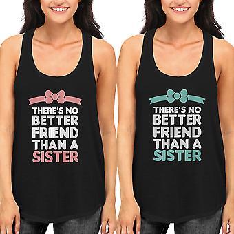 Søstre matchende Tank Tops gave idé For Sis - ingen bedre ven end en søster