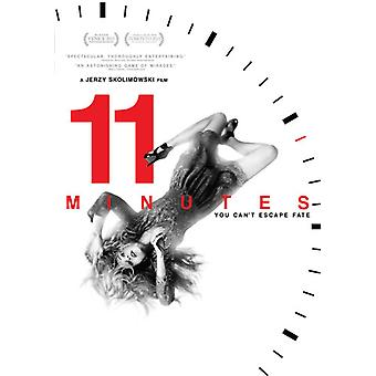 11 Minutes [DVD] USA import