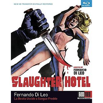 Slagtning Hotel [BLU-RAY] USA import