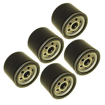5 X BRIGGS & STRATTON SPIN PÅ OLIEFILTRE B & S 492932 492532 492056