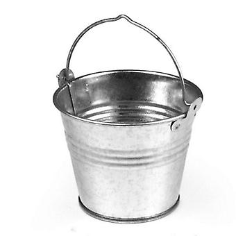 Presentation Bucket Stainless Steel 9.1x11.6x11cm For Chips Fries Vegetables