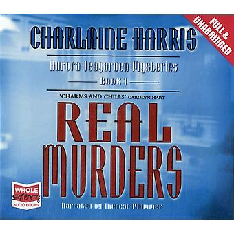 Real Murders (Unabridged Audiobook) (Audio CD) by Harris Charlaine