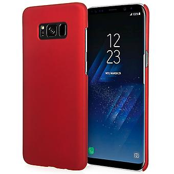 Samsung Galaxy S8 Plus hybride rouge affaire