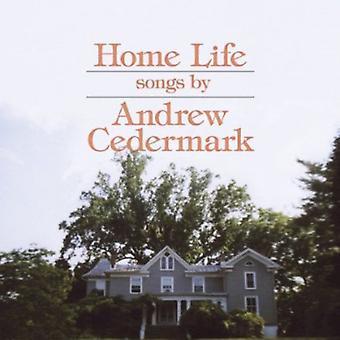 Andrew Cedermark - Home Life [Vinyl] USA import