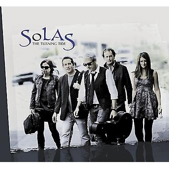 SOLAS - svarvning tidvattnet [CD] USA import