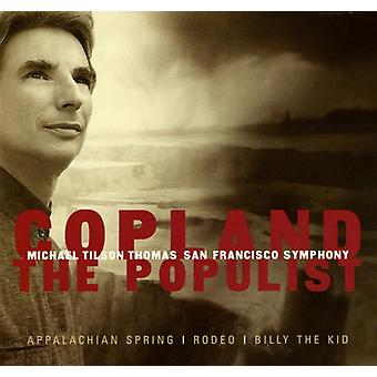 A. Copland - Copland the Populist [CD] USA import