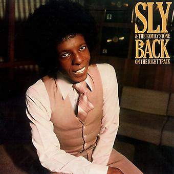 Sly & the Family Stone - Back on the Right Track (Original Record [CD] USA import