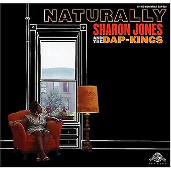 Sharon Jones & Dap-Kings - naturligvis [CD] USA import