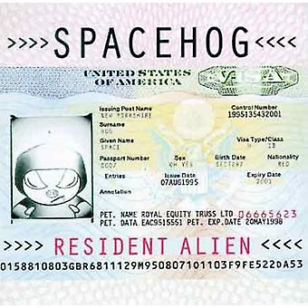 Spacehog - Resident Alien [CD] USA import
