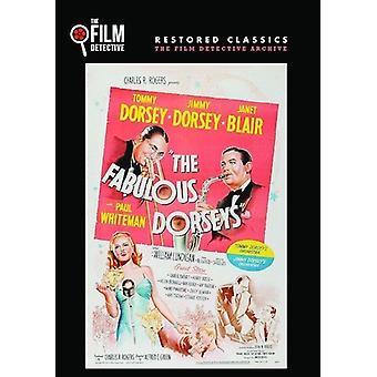 Fabulous Dorseys [DVD] USA import
