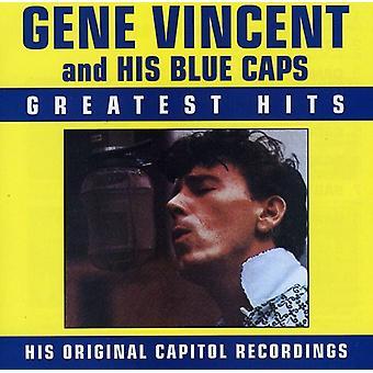 Gene Vincent - importación de Estados Unidos Greatest Hits [CD]