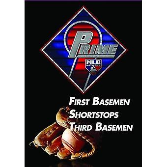 Prime 9: første Basemen / Shortstops [DVD] USA import