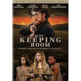 Keeping Room [DVD] USA import
