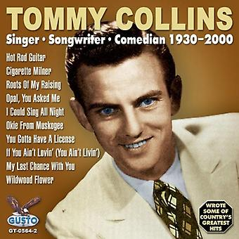 Tommy Collins - Singer-Songwriter [CD] USA import
