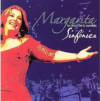 Margarita - Sinfonica [CD] USA importerer