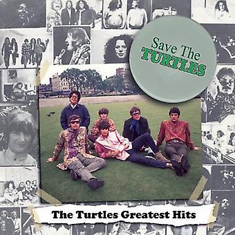Skildpadder - redde skildpadder: The Turtles Greatest Hits [Vinyl] USA importerer
