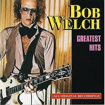 Bob Welch - Greatest Hits [CD] USA import