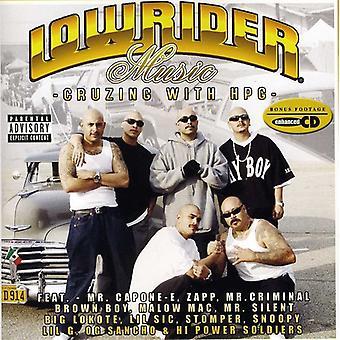 Lowrider musik - Lowrider musik [CD] USA import