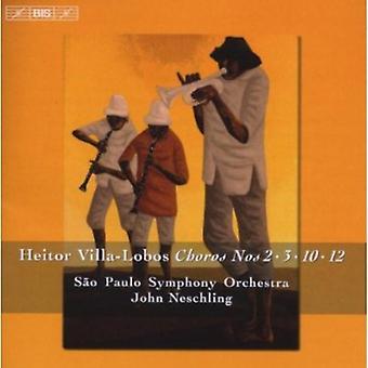 H. Villa-Lobos - Heitor Villa-Lobos: Choros, Vol. 3 [CD] USA import
