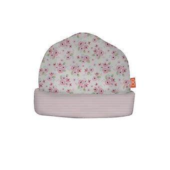 Magnificent Baby Magnetic Me™ Baby Girl Reversible Hat