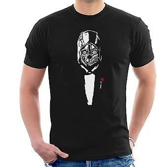 The Dishonored One Corvo Attano Godfather Men's T-Shirt