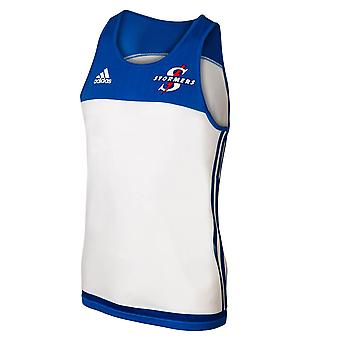 ADIDAS stormers rugby vest [wit/blauw]