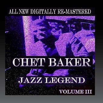 Chet Baker - Chet Baker - volym 3 [CD] USA import
