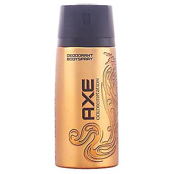 Axe Deodorant Spray Gold Tempation