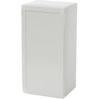 Wall-mount enclosure, Build-in casing 244 x 124 x 102 Polycarbonate (PC) Ligh