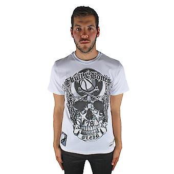 Philipp Plein Olive P17C MTK0324 PJY002N 01 T-Shirt  White