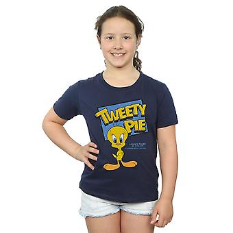 Looney Tunes Girls Classic Tweety Pie T-Shirt