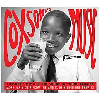 Soul Jazz Records præsenterer - Coxsones musik 2 [CD] USA import