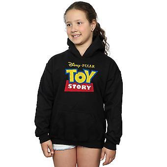 Disney Girls Toy Story Logo Hoodie
