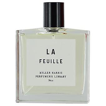La Feuille By Miller Harris Eau De Parfum Spray 3.4 Oz