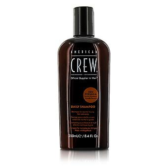 American Crew Men Daily Shampoo (For Normal to Oily Hair and Scalp) 250ml/8.4oz