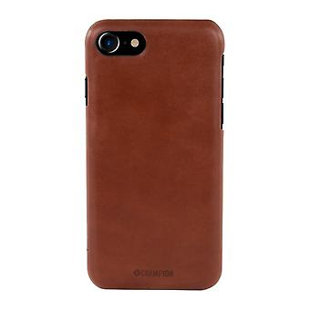 Champion Shell Leather iPhone 7/8 Plus Br