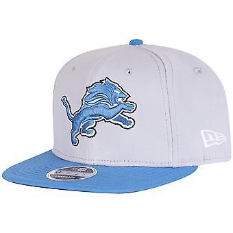 Ny æra opprinnelige-fit Snapback Cap - Detroit Lions grå
