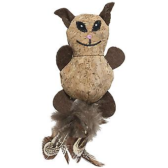 Ica Cat Cork (Cats , Toys , Plush & Feather Toys)