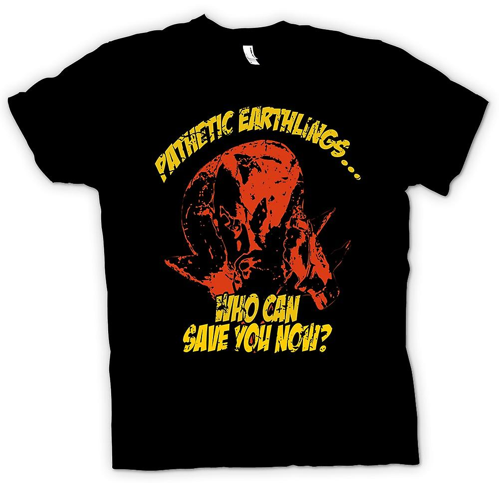 Womens T-shirt - Flash Gordon - Ming Earthlings