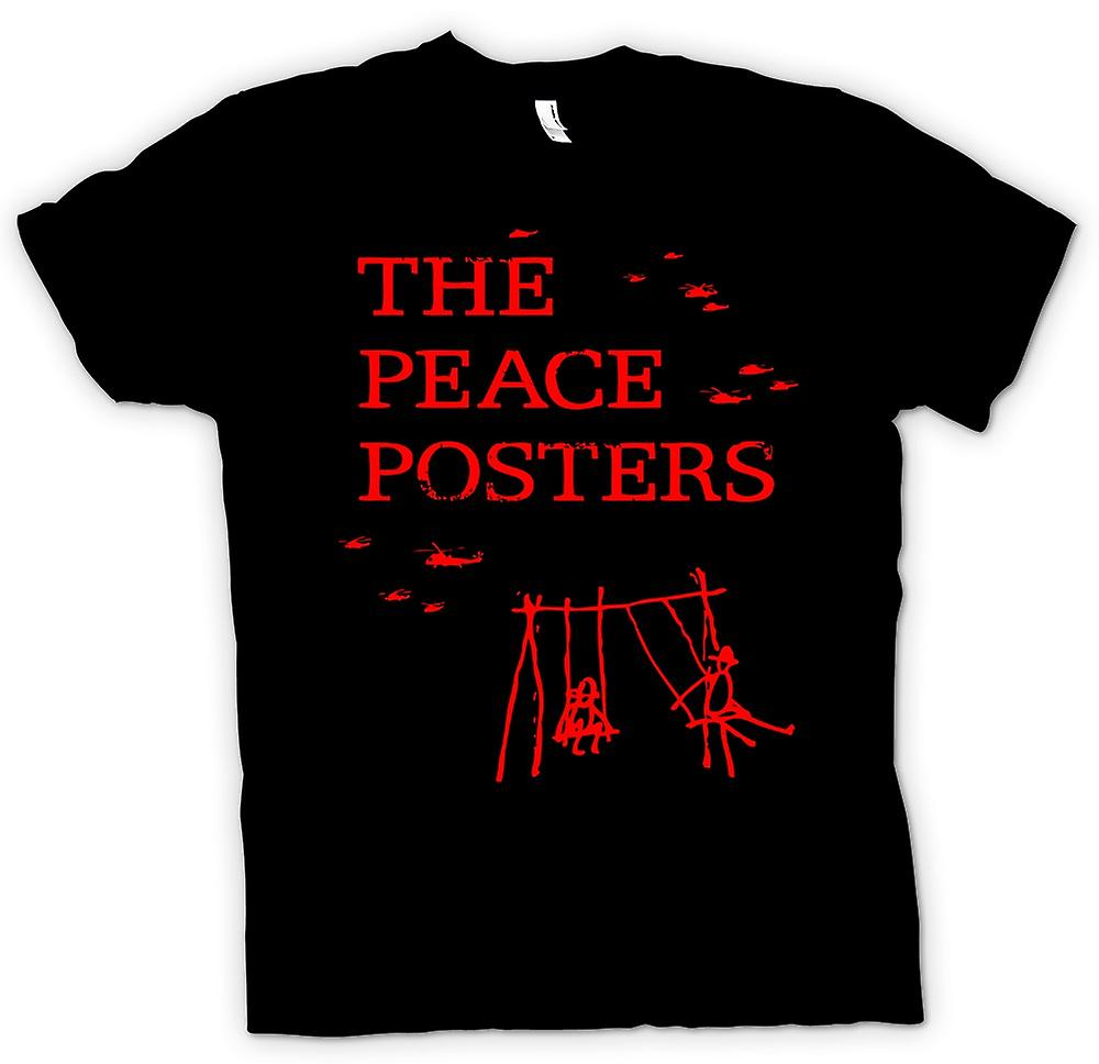Kids T-shirt - The Peace Posters - Anti War