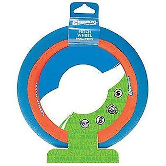 Chuckit Fetch Wheel Dog Toy, 20 x 5 cm, Small